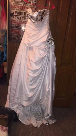 Snow Camo Wedding Dress Nex Tech Classifieds