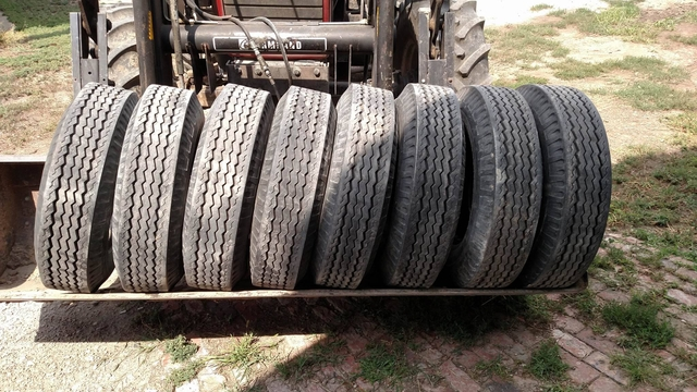 Bias Ply Tires >> 8 Bias Ply 7 50 16 Goodrich Trailer Tires Updated Price Nex Tech