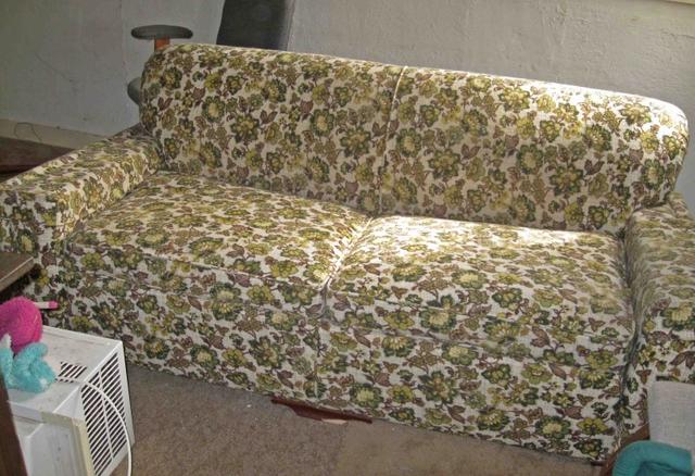 Sofa - Mastercraft couch
