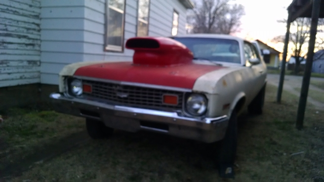 73 nova roller - Nex-Tech Classifieds
