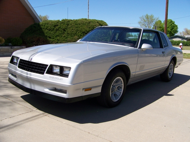 1987 Monte Carlo Ss 21000 Miles Silver Nex Tech Classifieds