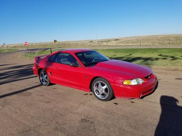 95 Ford Mustang Modified