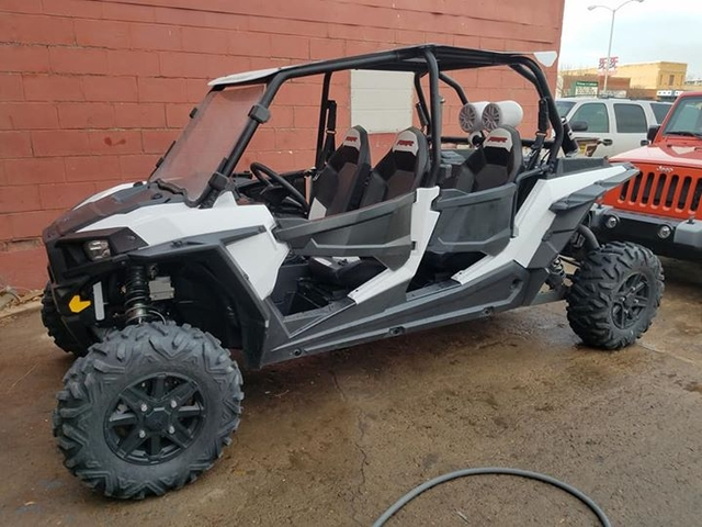 SOLD - 2014 RZR 1000 XP4 LOW HOURS AND MILES