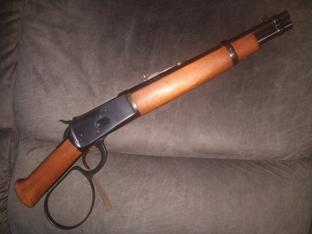Rossi Ranch Hand  38/ 357 Mag