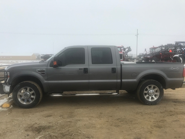 2009 Ford F250 >> Sold 2009 Ford F250 Xlt