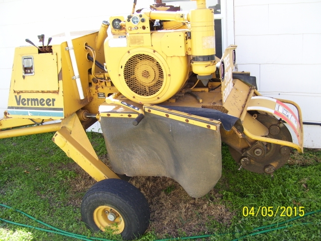 Vermeer Stump Grinder For Sale >> Vermeer 630b Stump Grinder Nex Tech Classifieds