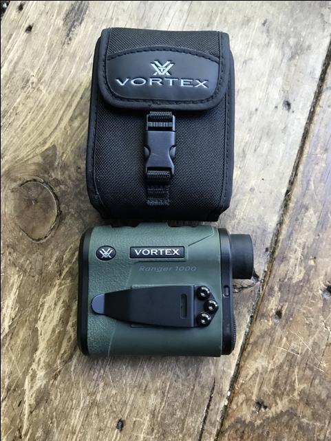 SOLD - Vortex 1000 yd rangefinder