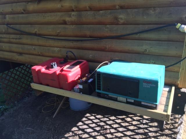 Onan Microlite 2800 Generator