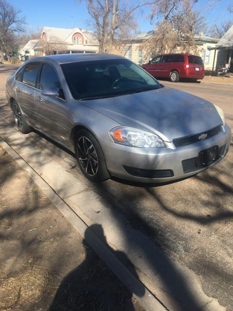 Sold 2006 Chevy Impala Ss