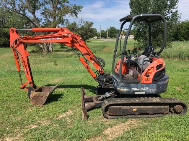 Kubota Mini Excavator Nex Tech Classifieds