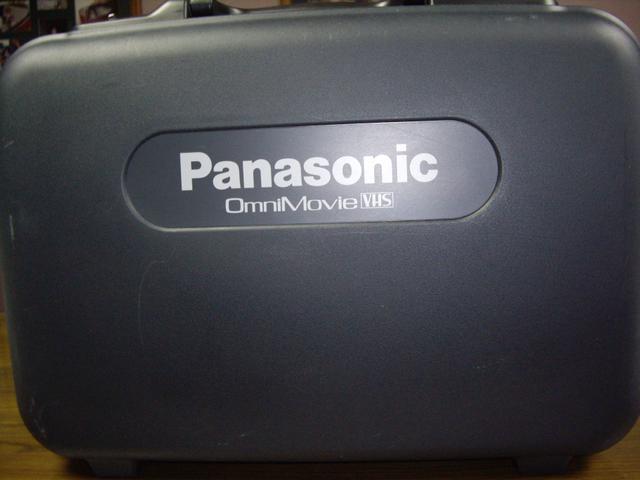Panasonic Omnimovie Pv 760 Vhs Camcorder Nex Tech Classifieds