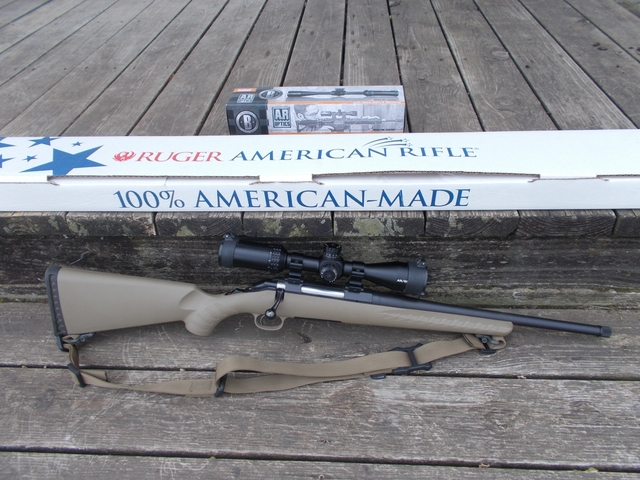 SOLD - RUGER AMERICAN RANCH 5 56/ 223