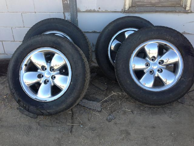 Dodge Ram Rims >> 2004 Dodge Ram 1500 Rims And Tires New Price
