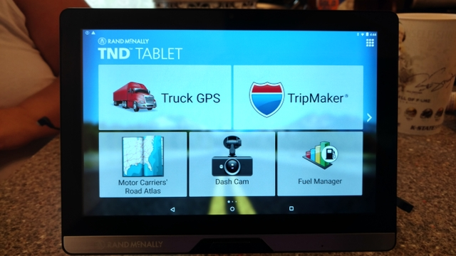 Rand Mcnally Gps >> Rand Mcnally Tnd Tablet Gps Nex Tech Classifieds
