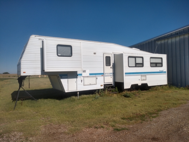 1998 Prowler Fifth Wheel Camper Price Reduced Nex Tech Classifieds