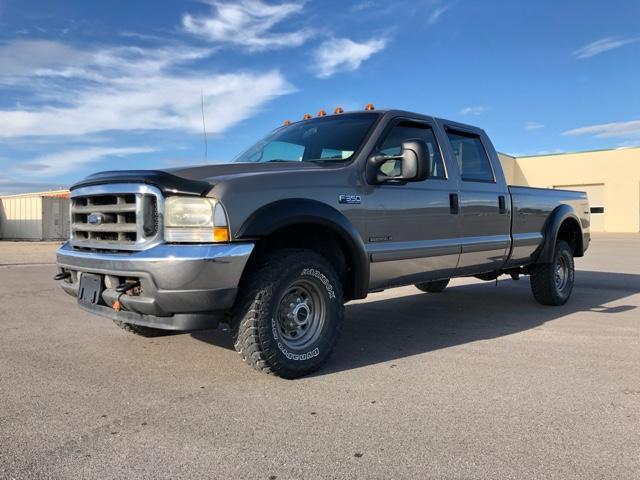 2002 Ford F350 >> Sold 2002 Ford F 350 7 3 Diesel 4x4