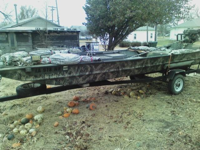 Duck Hunting Boats For Sale >> Duck Hunting Boat Sale Pending Nex Tech Classifieds