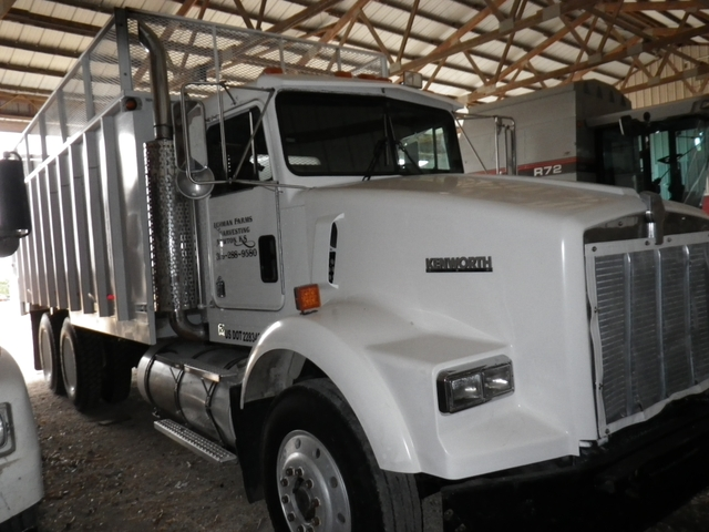 Grain Trucks For Sale >> Kenworth Silage Grain Trucks For Sale Nex Tech Classifieds