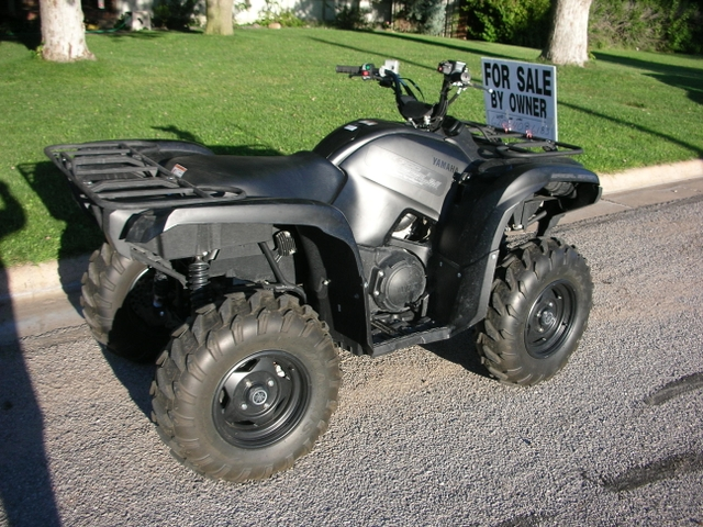 2013 Yamaha Grizzly 700 Eps 4x4 Special Edition Price Reduce Nex Tech Classifieds