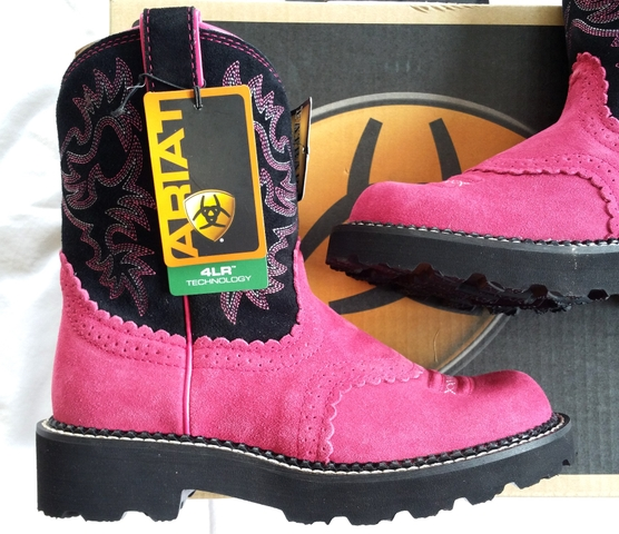 Hot Pink Boots With Fur The Best Boots In The World