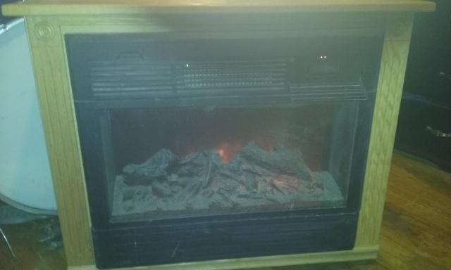 Heat Surge Electric Fireplace Nex Tech Classifieds