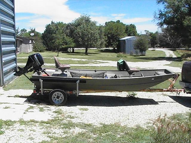 14 foot Jon boat - Nex-Tech Classifieds