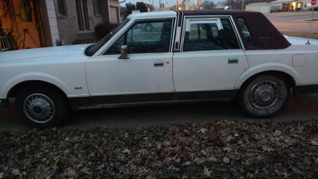 1986 Lincoln Town Car Nex Tech Classifieds