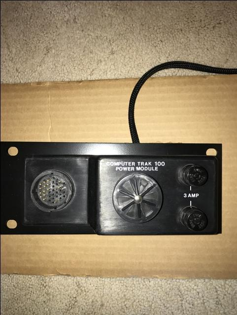 John Deere Planter Monitor Model 100 Power Supply Nib Nex Tech