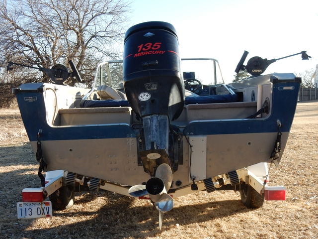 SOLD - 2002 Lund Fisherman 1800, price reduced