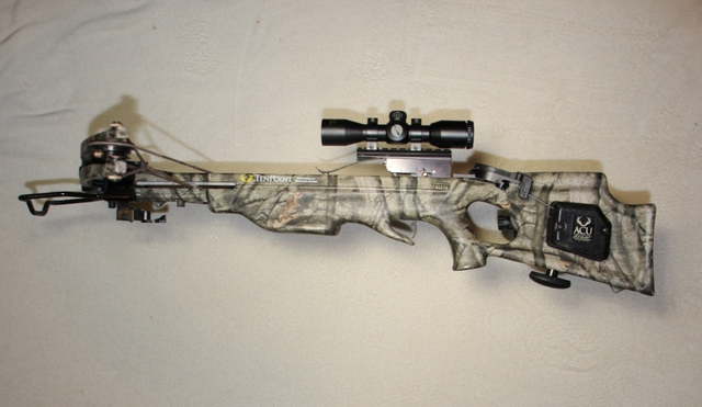 Titan Hlx Tenpoint Crossbow With Acudraw Nex Tech Classifieds