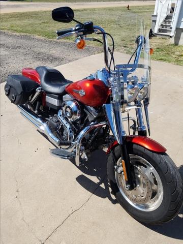 SOLD - Harley Davidson 2013 Fat Bob FXDF