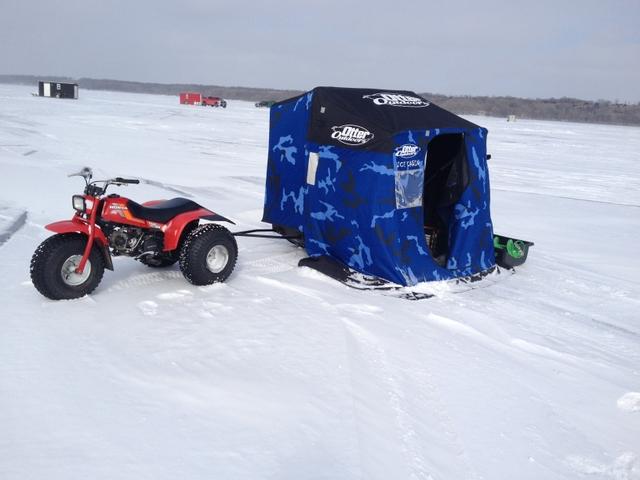 Otter Ice Shelter
