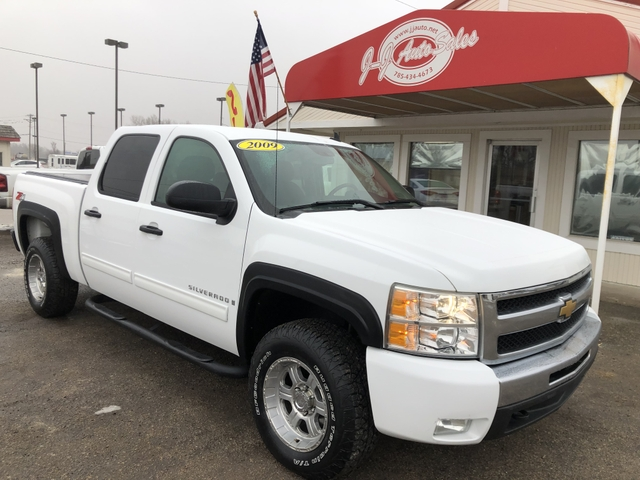 2009 chevy z71 4x4 mpg