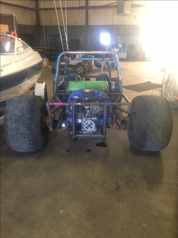 Dune Buggy Sand Rail Rebuilt Motor And Runs Great Discoverstuff