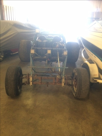 VW Dune Buggy Sand Rail Rebuilt Engine