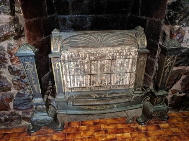 Antique Gas Fireplace Insert Nex Tech