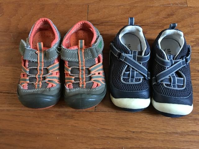 Baby Boy Shoes, sizes 4.5M-5 - Nex-Tech