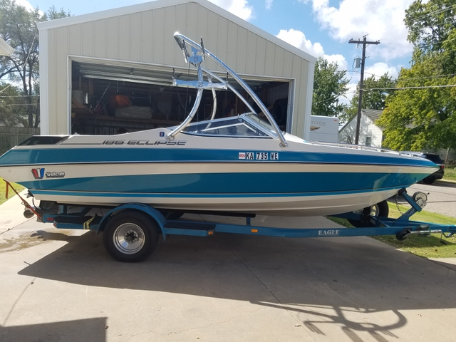 SOLD - 1990 Wellcraft 186 Eclipse