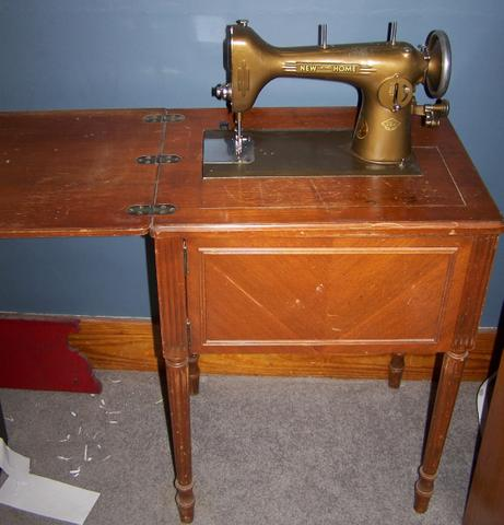New Home Antique Sewing Machine Value - Best Sewing Machine