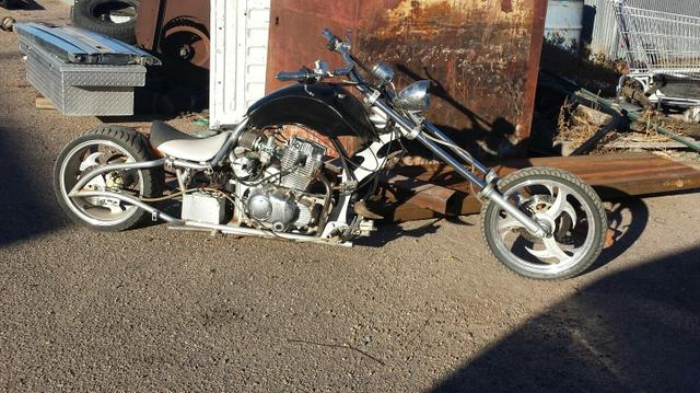 200cc MINI CHOPPER FOR SALE OR TRADE - Nex-Tech Classifieds