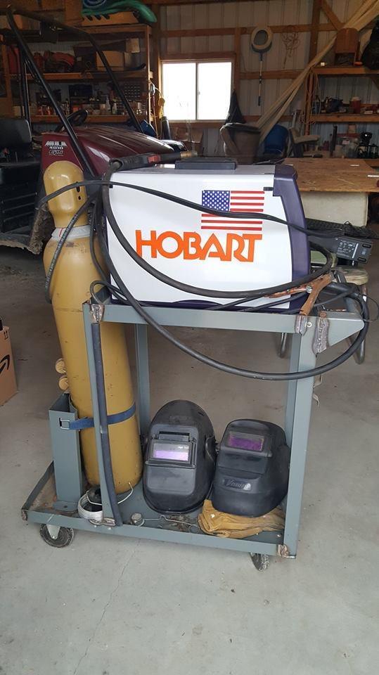 Welder Hobart Handler 135 MIG - Nex-Tech Classifieds