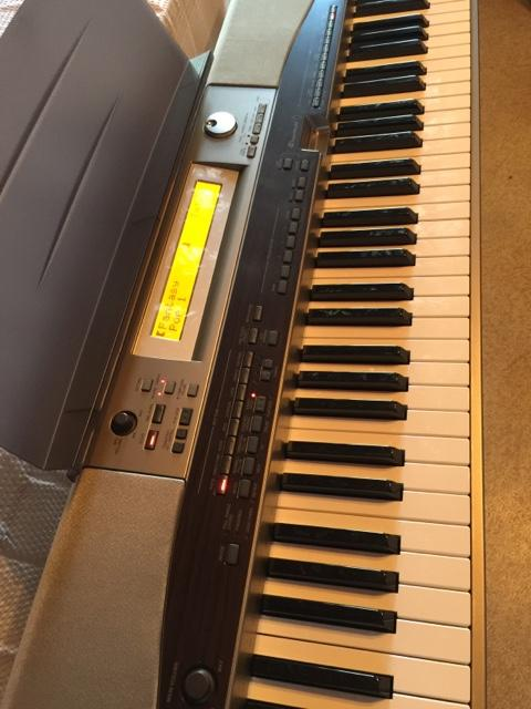 Casio Privia PX-400R Digital Piano with Stand