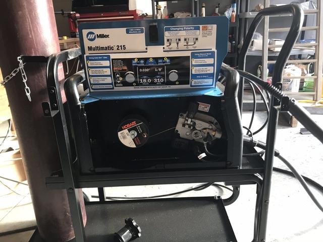 Miller Multimatic 215 >> Miller Multimatic 215 Welder Nex Tech Classifieds