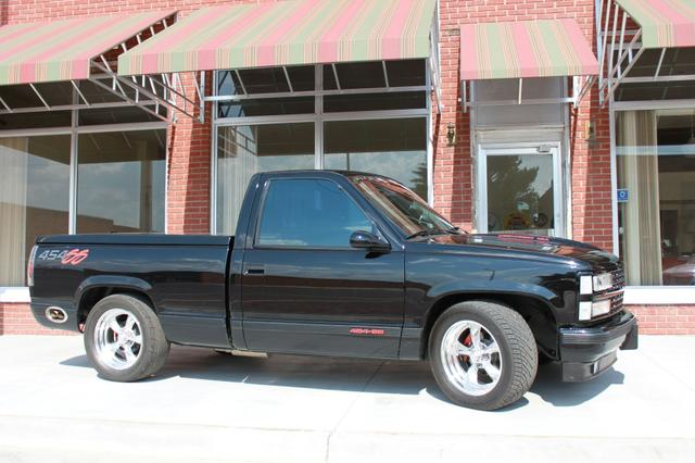 SOLD! 1993 Chevy 454SS Truck, rare only 843 made, exc