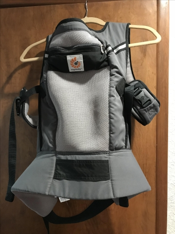 Ergobaby Performance Ventus Baby Carrier