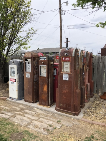 Wanted Old Gas Pumps** - Nex-Tech Classifieds