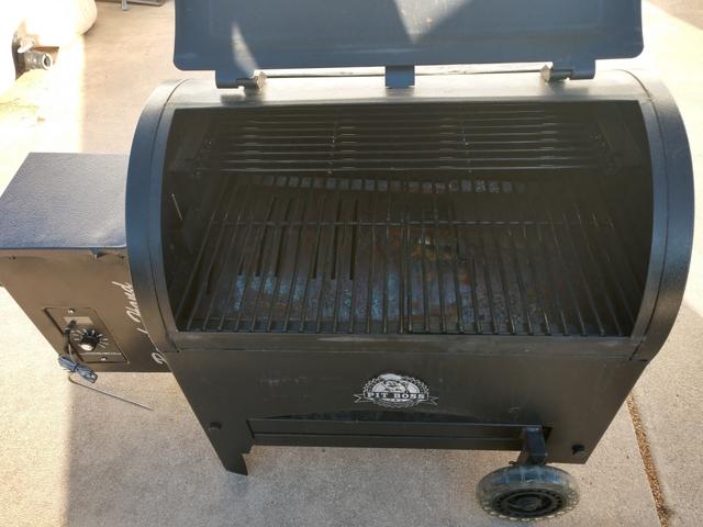 Pit Boss Tailgater Wood Pellet Grill Nex Tech Classifieds