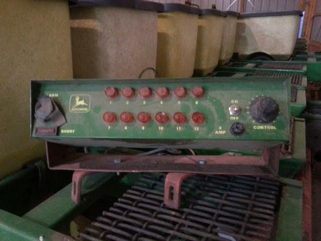 John Deere 7100 Planter For Sale Nex Tech Classifieds