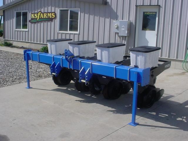 Kinze 4 Row Planter Nex Tech Classifieds