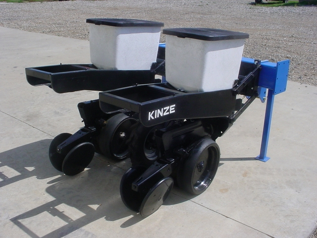 Kinze 2 Row Planter Nex Tech Classifieds